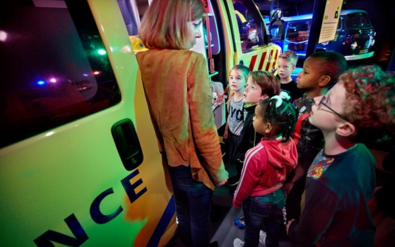 PIT Almere veiligheidsmuseum schoolreis