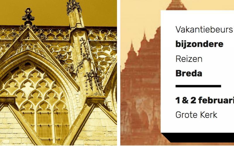 Beurs Bijzondere Reizen Breda