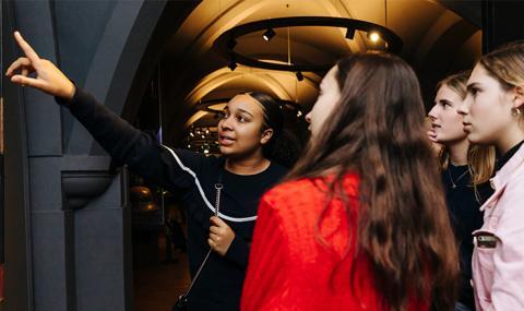 Rijksmuseum MSO studenten